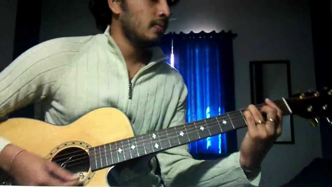 Tum ho rockstar full acoustic cover with chords lyrics youtube hexwebz Images