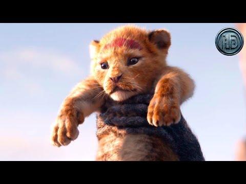 Фильм «Король Лев» — Русский тизер-трейлер [2019]