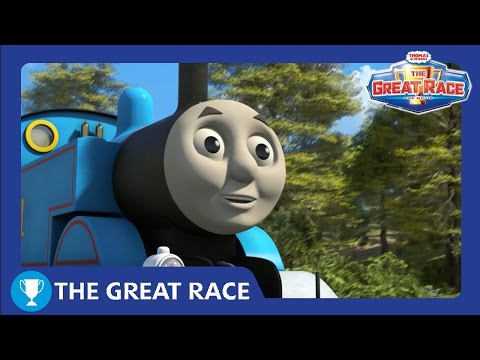 Streamlining | The Great Race Karaoke! | Thomas & Friends