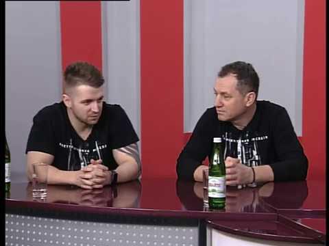"""Актуальне інтерв'ю. Д. Корчинський, Н. Борушок, А. Гнатюк. """"Посттравматична рапсодія"""""""