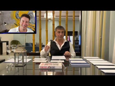 Enes Batur Sedat Peker izliyor – röportaj adam