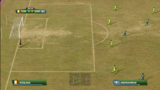 2010 fifa world cup south africa chad vs somalia 1st half