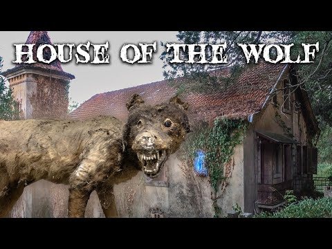 The secret abandoned WOLF HOUSE secluded in a forest in Portugal | We found it!