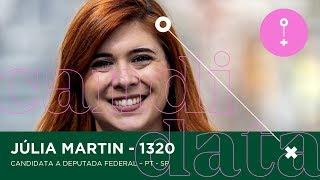 Campanha De Mulher Júlia Martin 1320