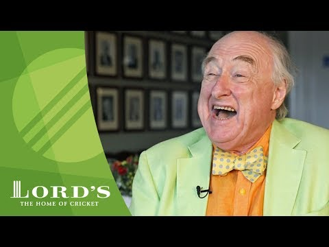 Henry Blofeld on commentating at Lord's | MCC/Lord's