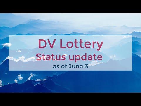 DV Lottery | Jun 3 2020 update