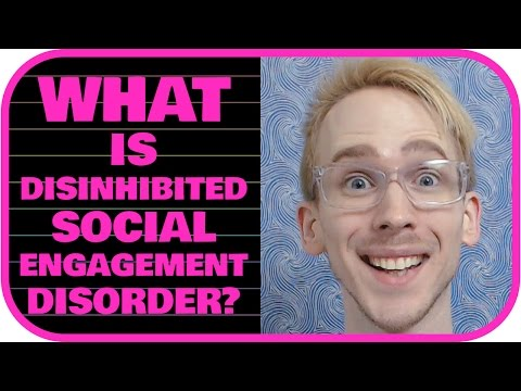 What is Disinhibited Social Engagement Disorder (DSED)?