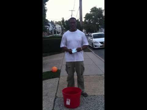 The ALS Ice Bucket Challenge_Dr. Raymond Blanchette