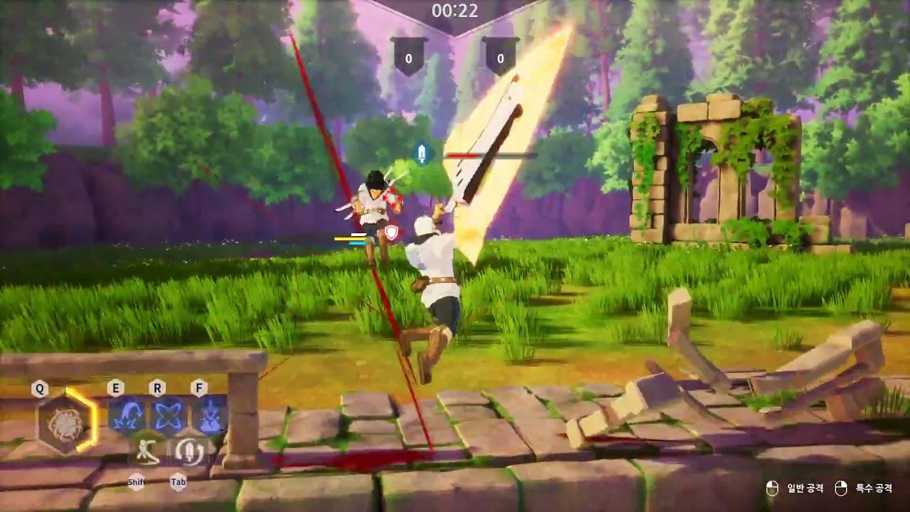 KurtzPel: PvP Gameplay Trailer