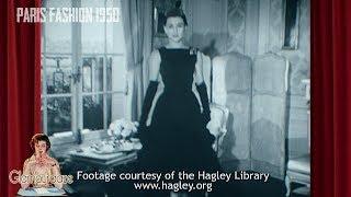 Paris Fashion 1950