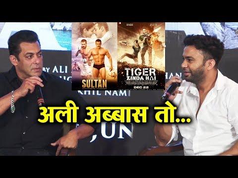 Salman Khan Praises Director Ali Abbas Zafar | BHARAT | Katrina Kaif | Zinda Song Launch Mp3