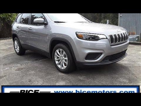 New 2020 Jeep Cherokee Alexander City, AL #3221