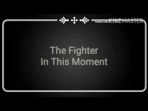 In this moment-the fighter lyrics