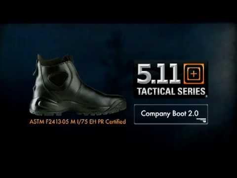 6797f315543d 5.11 Mens Company 2.0 Boot at Galls - FW408 - YouTube
