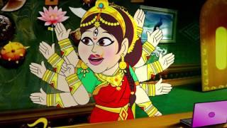 Durga Puja 2016 Mahishasur Katha, E Ki Bhimroti!