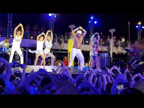 Zumba cruise 2018 Beto Perez