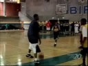 Leon Powe Basketball Training