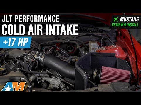 2011-2014 Mustang V6 JLT Performance Cold Air Intake Review & Install