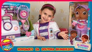 Novidades da Doutora Brinquedos | Pretend Play News from Doc McStuffins