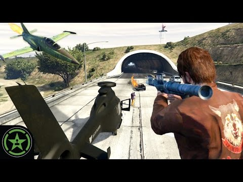 Let's Play: GTA V - Plane Insertion thumbnail