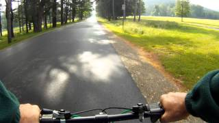 Allegany State Park Bike Ride Part 2
