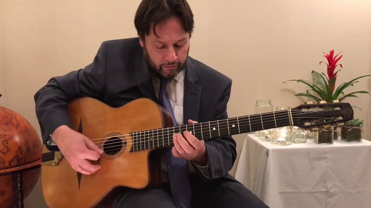 Book A Jazz Guitarist For A Wedding, Event Or Party In 2021 | Jonny Hepbir Solo, Duo & Trio In Kent