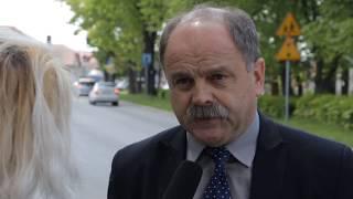 Wójt Gminy Węgierska Górka Piotr Tyrlik w kwestii S1.