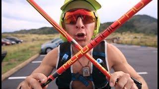 Leki Micro Trail Pro Trekking Poles | Running Test