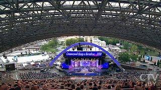 Церемония открытия «Славянского базара в Витебске» | 2018