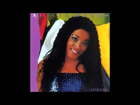 Alicia Myers - You Get The Best From Me (Say, Say, Say)