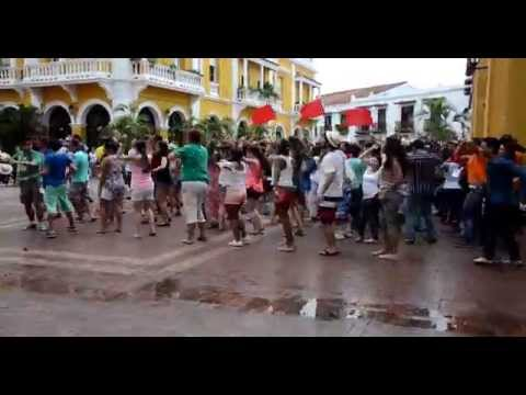Flashmob Claveriada Cartagena 2014 |Video oficial|