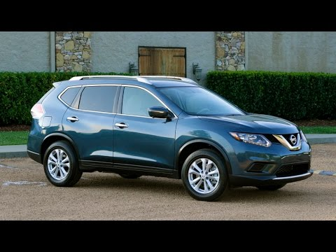 2014 Nissan Rogue SV AWD Car Review