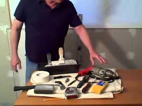 Drywall Tools - Tools You Should Have