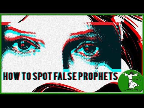 False Prophets & Frauds! - 5 Ways to Spot Deception