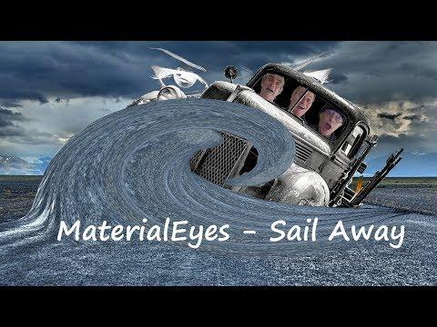 Art Rock Band-MaterialEyes-Sail Away (2018)