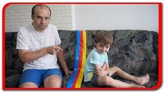 Bogdan a impartit casa   CE s-a intamplat   Tata este in SOC   Bogdan's Show