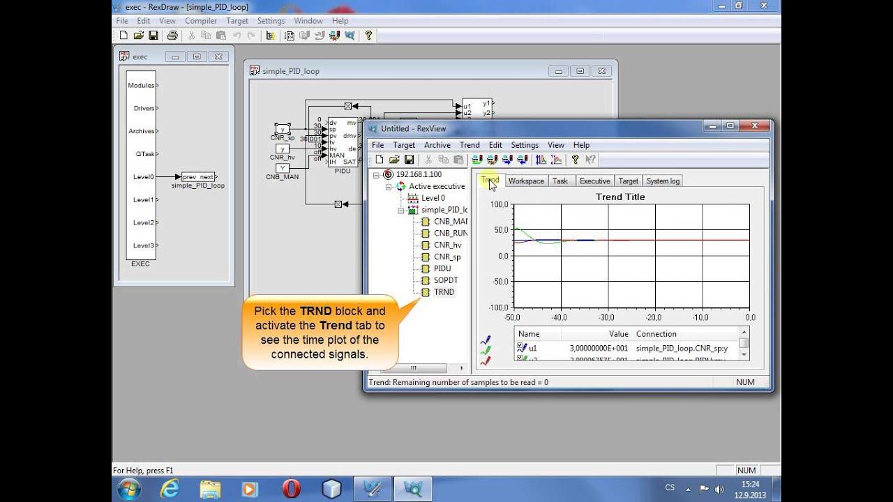 Deploying Control Algorithms Using The Rex System Ac Motor Circuits Plcdoc Online Shop