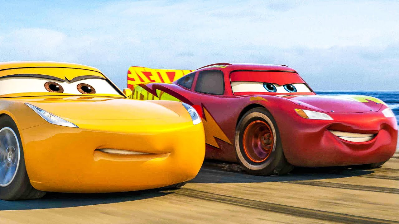 Download CARS 3 All Movie Clips (2017)