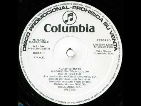 FLASH STRATO - MADRID EN TECNICOLOR [WAV+MP3]