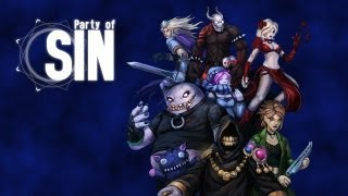 Party Of Sin / Gameplay / Pc/ HD
