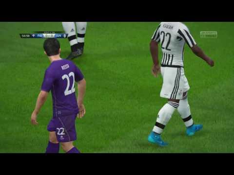 FIFA 16 Serie A Juventus #6