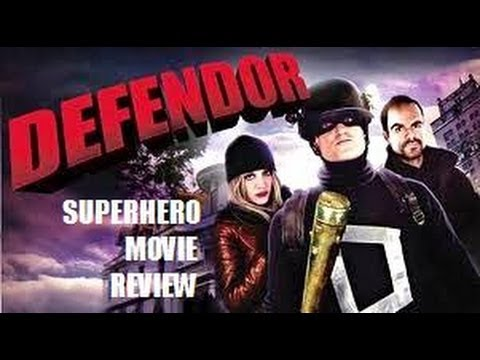 Defendor 2009 Woody Harrelson Superhero Movie Review