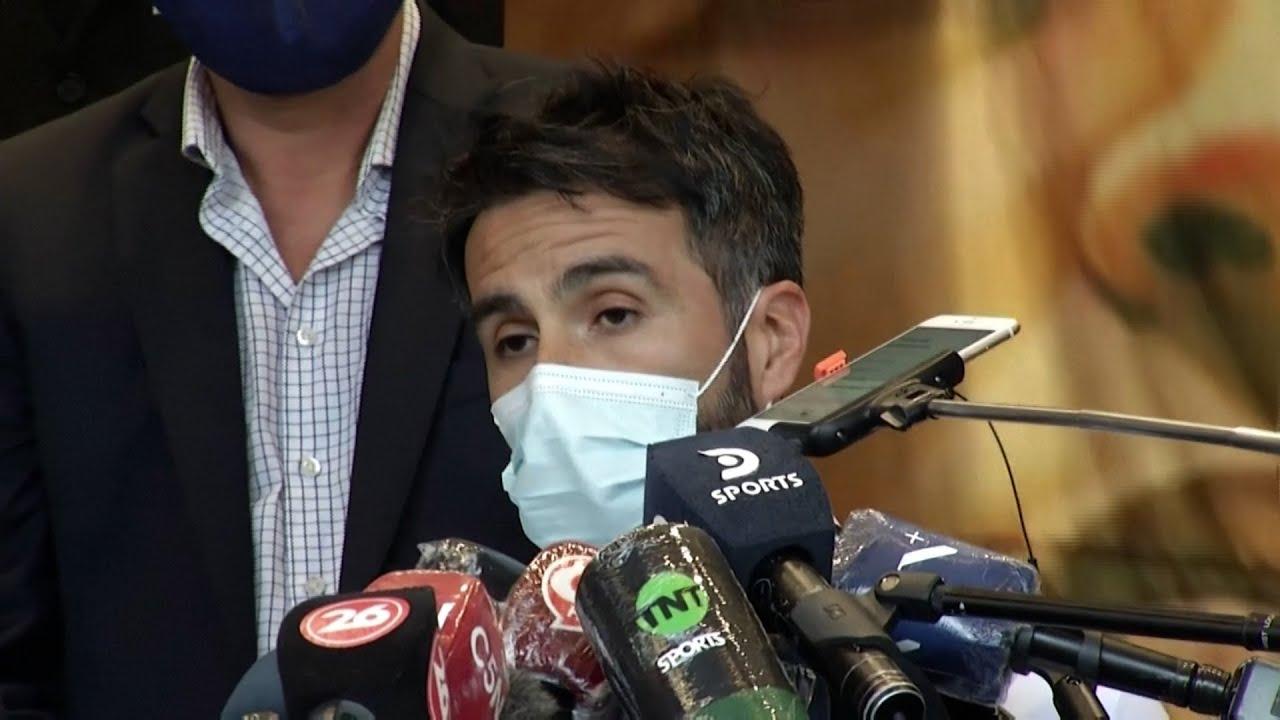 """""""La recuperación de Maradona es buenísima"""", aseguró el médico Leopoldo Luque"""