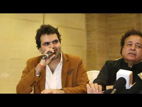 Ghazal Bahar PC With Talat Aziz, Jaspinder Narula, Ashok Khosla, Jazim Sharma 17