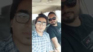 Ubaid Khan with karachi Vynz in musically