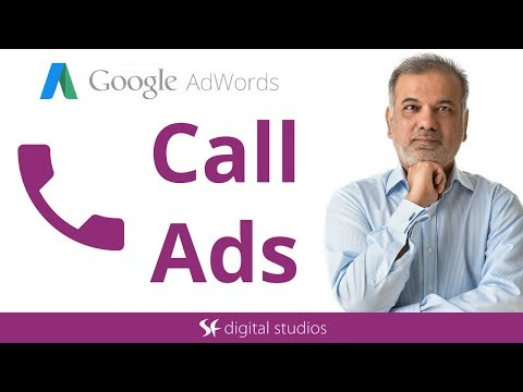 Google AdWords Call Only Ads Campaigns