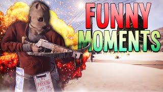Rust Funny Moments - Hilarious Raid, Fails, Dueling, Jackass!