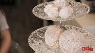 Virtual Cookie Swap: Hannukkah Sufganiyot
