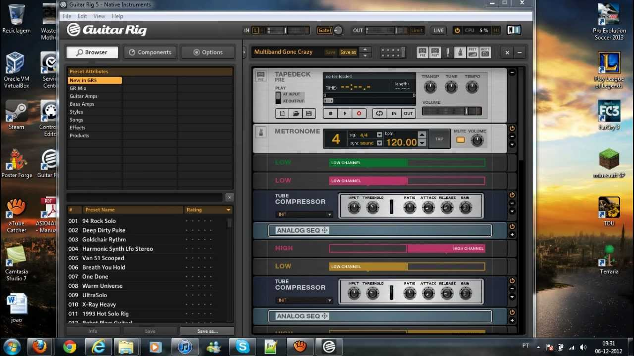 Free download crack guitar rig 5.