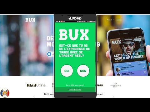 [FR] Application BUX